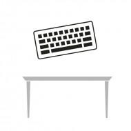 鍵盤架用配件