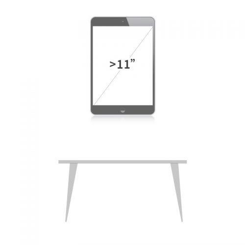 桌用大型平板架 [11吋以上]