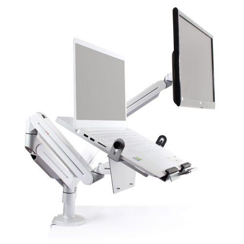 桌用螢幕筆電架
