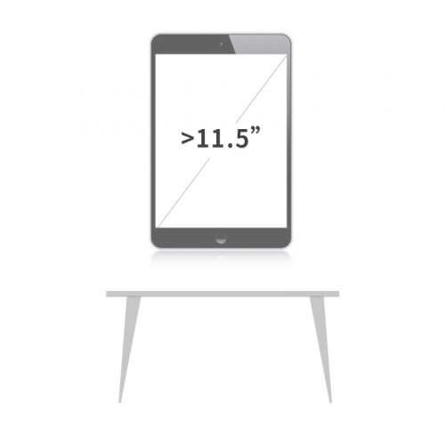 桌用大型平板架 [11.5吋以上]